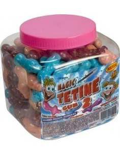 Bonbon Brabo Mammouth Magic Tétine Gum 2