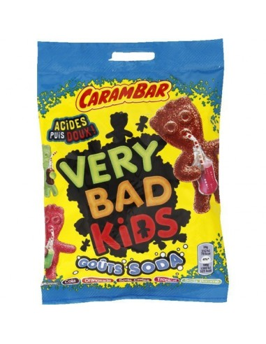 Carambar very bad kids soda